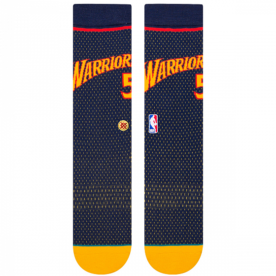 Носки STANCE NBA ARENA WARRIORS 04 HWC FW19 от Stance в интернет магазине www.b-shop.ru - 2 фото