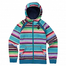 Толстовка BURTON GIRLS SCOOP FZ FW18 от Burton в интернет магазине www.b-shop.ru