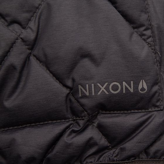 Куртка городская NIXON WORK PUFFY JACKET SS18 от Nixon в интернет магазине www.b-shop.ru - 4 фото