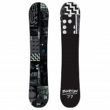 Сноуборд BURTON AMPLIFIER FW19 от Burton в интернет магазине www.b-shop.ru