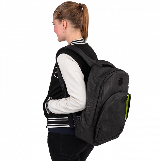 Рюкзак NIXON GRANDVIEW BACKPACK A/S от Nixon в интернет магазине www.b-shop.ru - 4 фото