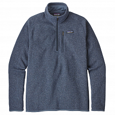 Толстовка PATAGONIA M'S BETTER SWEATER 1/4 ZIP SS19 от PATAGONIA в интернет магазине www.b-shop.ru