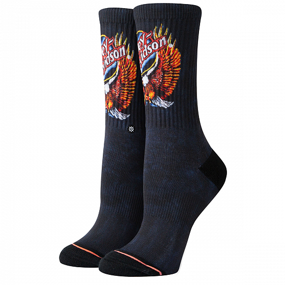 Носки STANCE HARLEY NIGHT EAGLE W FW19 от Stance в интернет магазине www.b-shop.ru - 1 фото