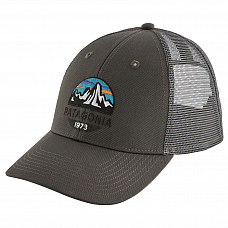 Кепка PATAGONIA FITZ ROY SCOPE LOPRO TRUCKER HAT SS19 от PATAGONIA в интернет магазине www.b-shop.ru
