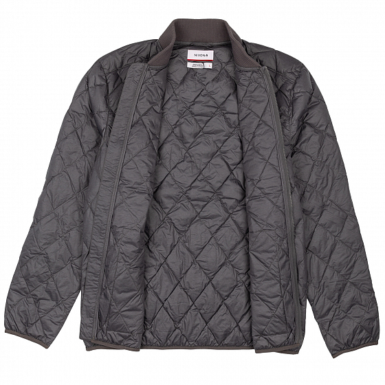 Куртка городская NIXON WORK PUFFY JACKET SS18 от Nixon в интернет магазине www.b-shop.ru - 2 фото