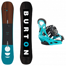 Комплект K ALL-MOUNTAIN HALF PACKAGE FW19 от Burton в интернет магазине www.b-shop.ru