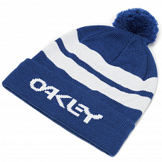 Шапка OAKLEY BEANIE B1B LOGO (STRIPED) FW19 от Oakley в интернет магазине www.b-shop.ru