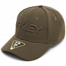 Кепка OAKLEY 6 PANEL STRETCH HAT EMBOSSED SS20 от Oakley в интернет магазине www.b-shop.ru