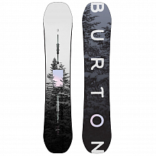 СНОУБОРД BURTON FEELGOOD FLYING V FW21 от Burton в интернет магазине www.b-shop.ru