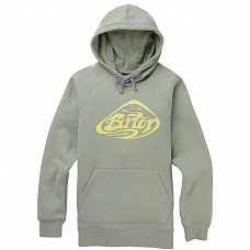 Толстовка BURTON W LOST THINGS PO FW20 от Burton в интернет магазине www.b-shop.ru