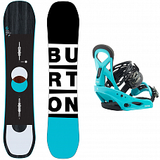 Комплект K ALL-MOUNTAIN HALF PACKAGE FW20 от Burton в интернет магазине www.b-shop.ru
